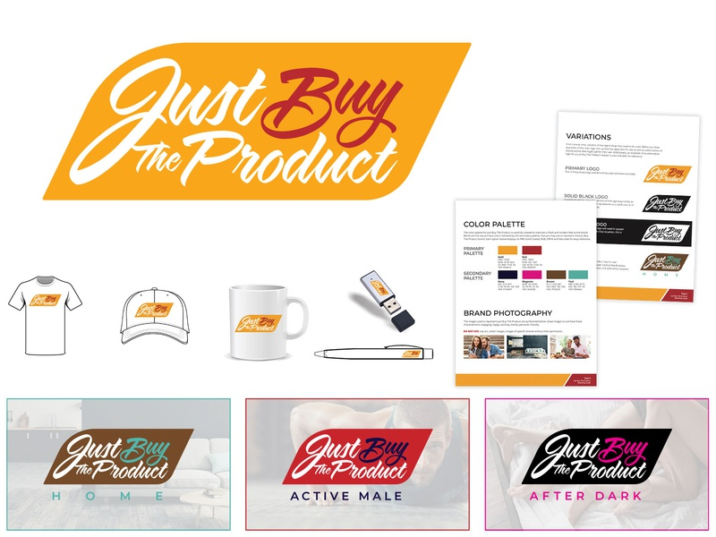 Just Buy The Product Logo identity design branding and identity branding design logodesign logotype logos branding logo graphic design design