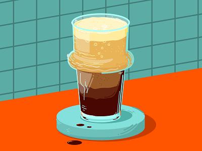 Beer lifestyle vector illustration bar drank drunk drink beer
