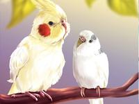 Hino and Yuffie