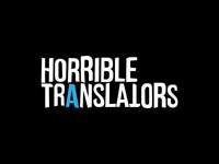 Horrible Translators