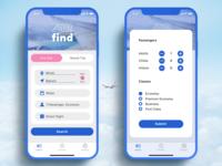Airfind / Flight Search
