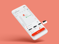 Taxi App Redesign