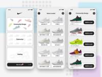 Sneakers App Concept