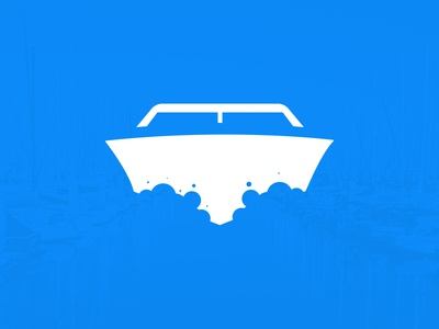 Dockside – Boat Cleaning Logo Design