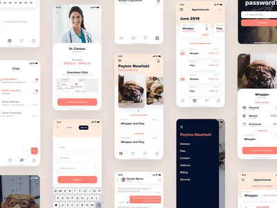 Petworld Multipurpose iOS UI Kit