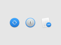 Poketto for Mac - Icons
