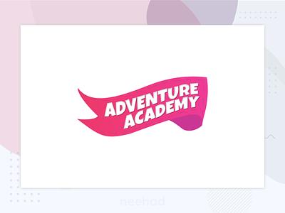 Adventure Academy / Logo neehad 2017 logodesign logo