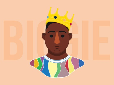 Browse Thousands Of Notorious Images For Design Inspiration Dribbble Check out our biggie crown selection for the very best in unique or custom, handmade pieces from our shops. dribbble