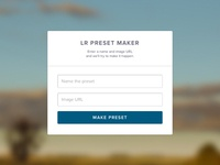 Lightroom Preset Maker - Turn JPGs into Lightroom Presets