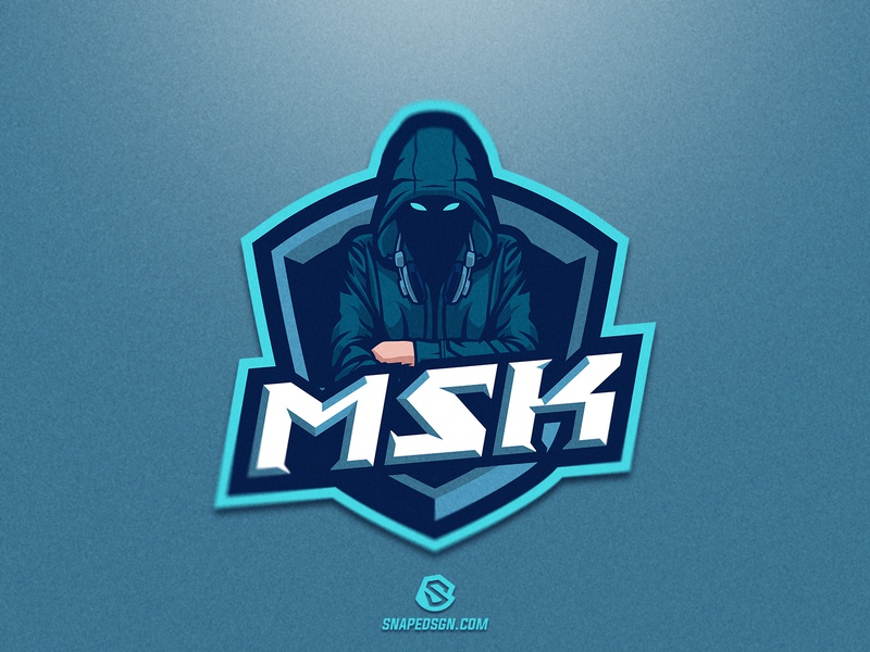 MSK branding twitch esports sports sport esport gaming identity logo mascot