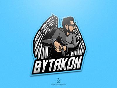 Bytakon twitch sports illustration design branding logotype sport esport gaming identity logo mascot