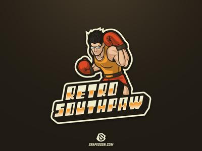 Retro Southpaw