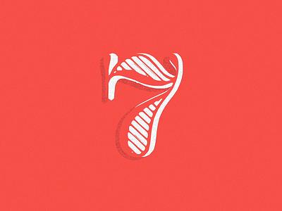 Poisonus seven poison seven typography vector 36daysoftype design illustration animation motion