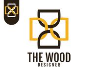 The Wood Designer Logo Design