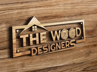 The Wood Designer Logo Design