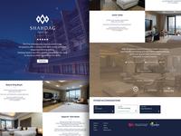 Ski winter website - hotels