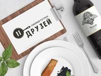 11 Friends, family restaurant