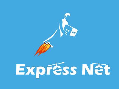 Express Net logo