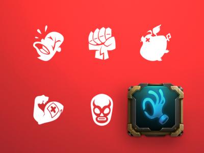 Wildstar Icons