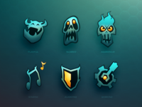 Field Study Icons