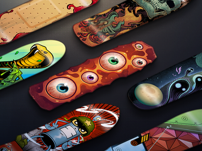 Call of Duty Skateboard Calling Cards skateboard cards call of duty