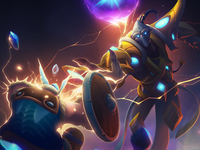 Mineral Madness Brawl Key Art