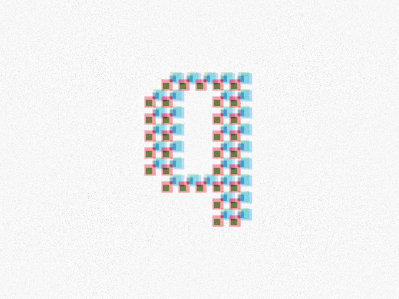 Procedural lowercase `q` font susankare generativedesign generativeart generative procedural parametricdesign parametric processing vector typism designinspiration typeyeah type typedesign typography 36days-q 36daysoftype 36daysoftype06