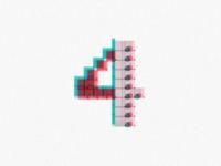 Procedural number `4`