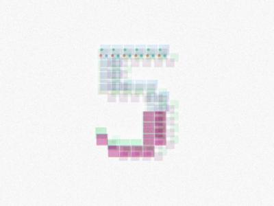 Procedural number `5`