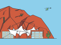Scottsdale Illustration
