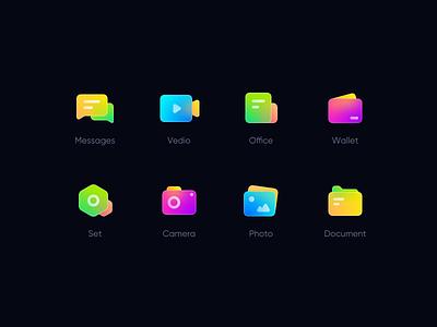Icon Design vector branding illustration logo ux typography ui icon design app