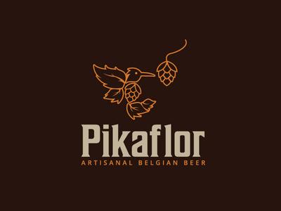 Pikaflor Artisanal Belgian Beer
