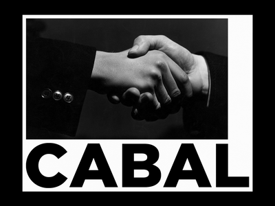 Cabal white space all caps black and white black bold font hand photogrpahy photoshop hands handshake print design experimental typography visual design typography design studio filippos fragkogiannis graphic design visual communication filippos fragkogiannis design typography