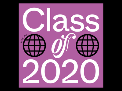 RIMOWA Graduation 2020 2020 class commissioned commission artwork black purple rimowa sticker rimowa typography art sticker design sticker typography design studio filippos fragkogiannis graphic design visual design visual communication filippos fragkogiannis design typography