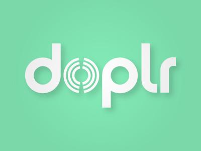 Doplr logo app networking project vfs
