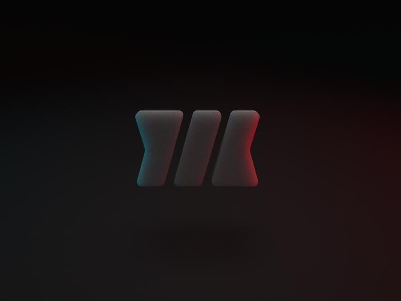 Logo 3D v2 blender 3d logo