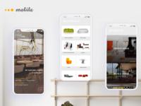 MDF Italy Furniture mobile iOS