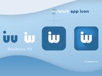 myWork app icon