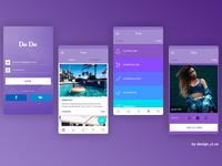 DoDo Account Mobile App