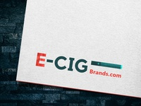 E Cig Brands Logo