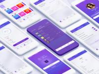VOCUP - app design for learning languages