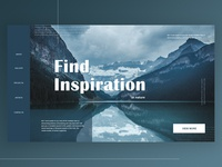Find Inspiration Web Design