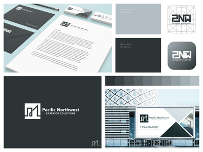 Pacific northwest branding project