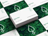 CYB Business cards minimalist image tree card businesscard vector type logo brand branding minimal art design vector art illustration