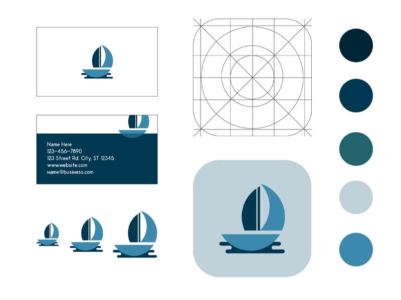 Sailboat Branding