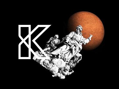 Studio K95 - Self branding corporate image visual identity typography logo branding