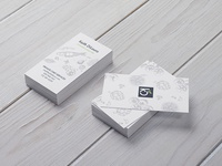 Private Chef Business Cards
