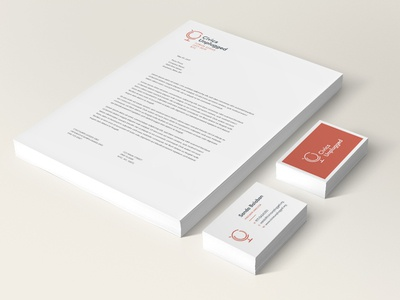 Civics Unplugged Stationary stationary logo business cards branding