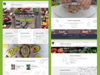 Private Chef Website Design