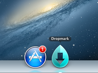 Dropmark Mac App